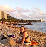 Waikiki Beach, Hawaii