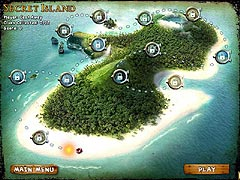 Secret Island - dataspill.